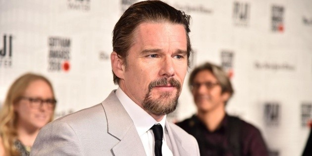 Ethan Hawke talked about the Moon Knight series!
