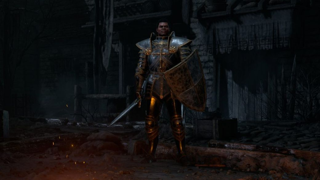Diablo 2: Resurrected recalls what the Paladin class looks like in a new trailer