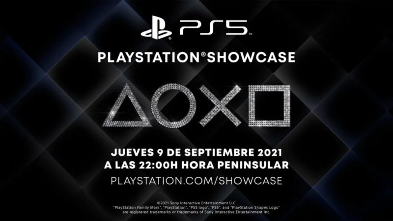 PS5 to reveal its future at a PlayStation Showcase on September 9