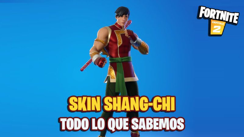 Marvel's Shang-Chi Gets Fortnite Skin;  all we know