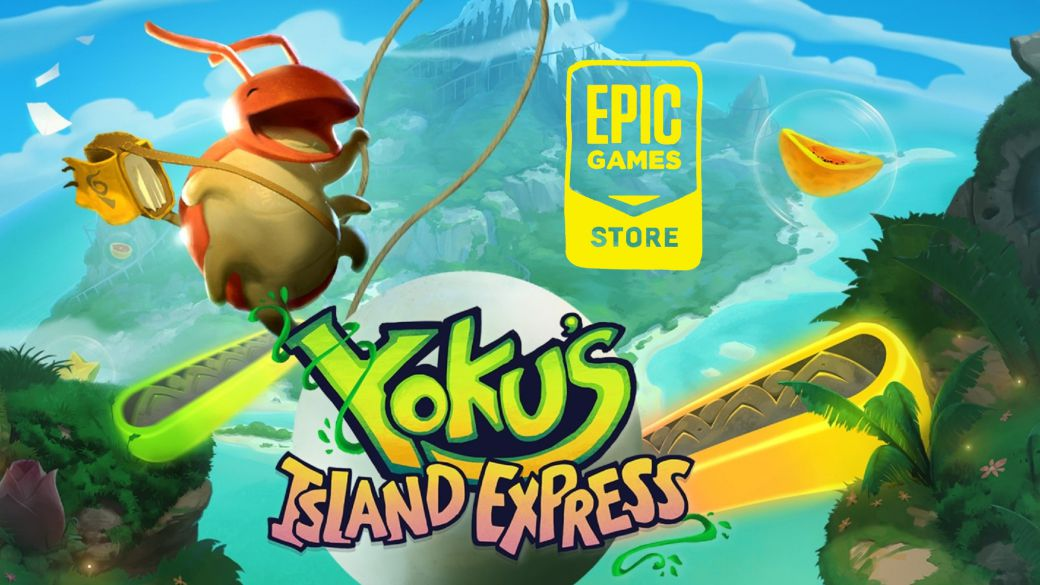 Yoku's Island Express, free game on the Epic Games Store;  how to download it on pc