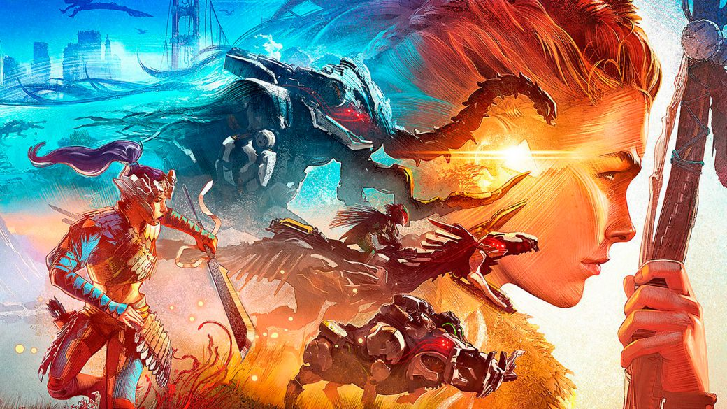 Horizon Forbidden West will only allow you to upgrade from PS4 to PS5 in its top three editions