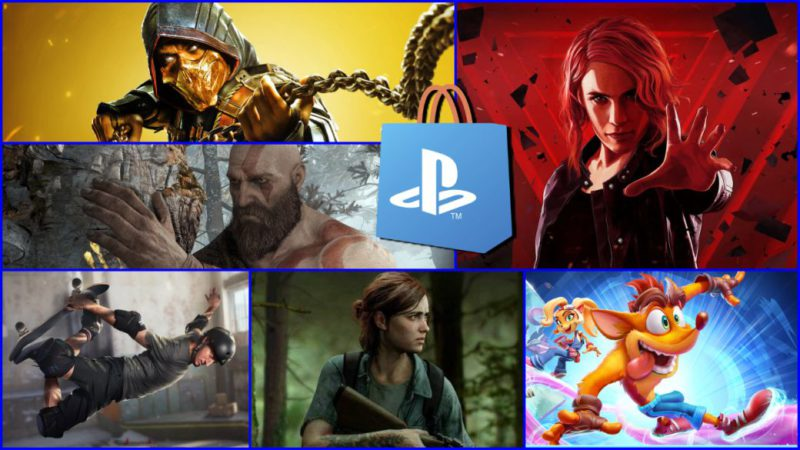 PS5 and PS4 Deals: Essential Selection in PS Store Games;  best discounts