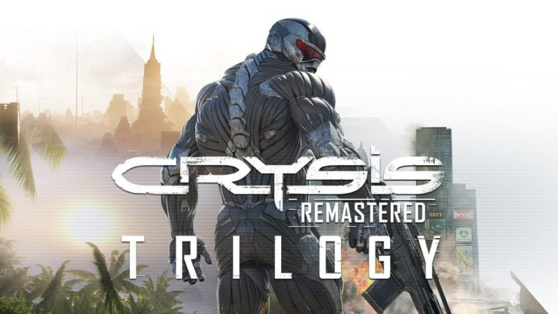Crysis Remastered Trilogy already has a date and price on PS4, Xbox, PC and Switch