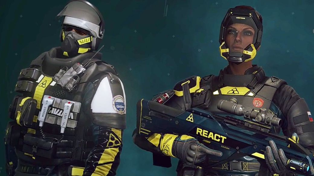 Rainbow Six Extraction shows off Finka's abilities in new trailer