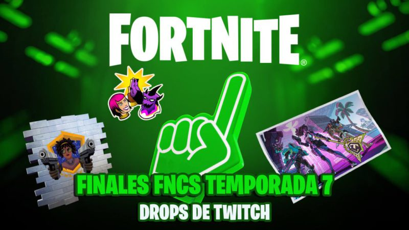 FNCS Fortnite Season 7, Finals: Dates, Times, and How to Get Twitch Drops