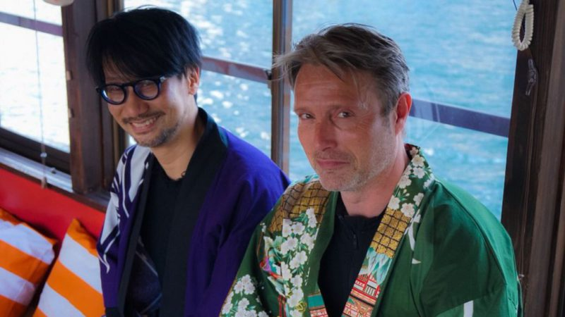 Kojima wanted to make a game with Mads Mikkelsen ... and called it Mads Max