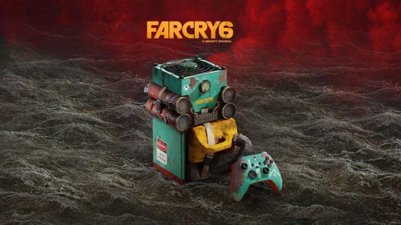 Far Cry 6: this is the spectacular custom Xbox Series X that will not arrive in Spain