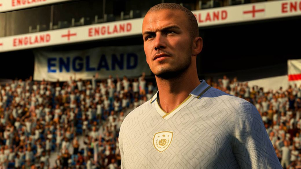 David Beckham will design a kit for FIFA 22, there will be charity streaming