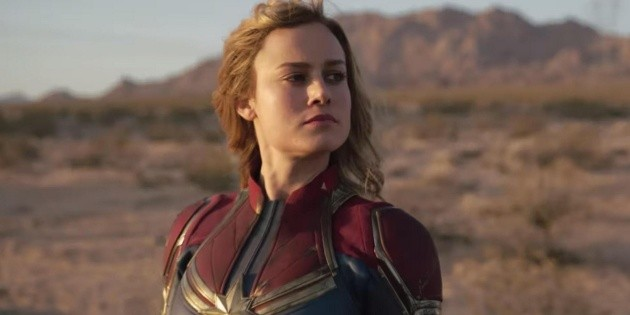 Brie Larson shared a video of her intense training to be Captain Marvel again