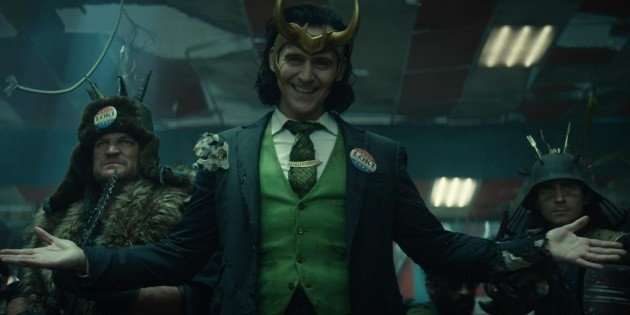 When does the second season of Loki premiere?