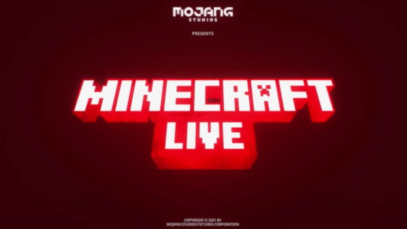 Minecraft Live 2021: date, time and how to watch the event online streaming