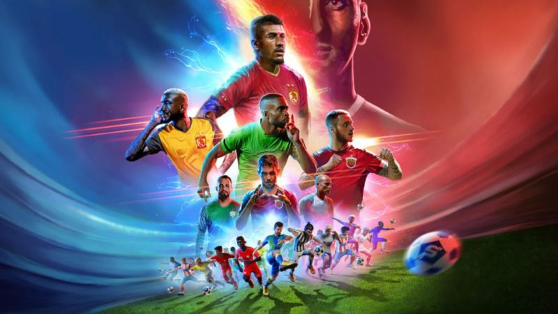 The football of Sociable Soccer, successor to Sensible Soccer, already has a date on consoles and PC