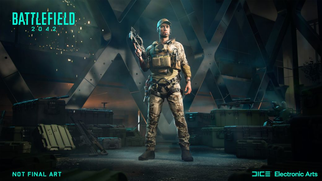 Battlefield 2042 shows off specialist skills in new gameplay trailer