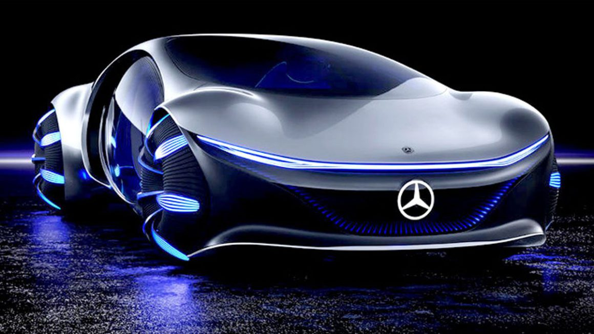 Mercedes te lleva al futuro con este coche que es capaz de leer tu mente