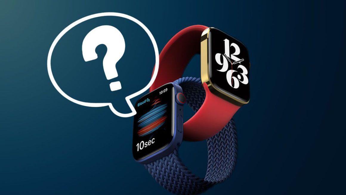 El Apple Watch Series 7 podría llegar más tarde y con unidades limitadas