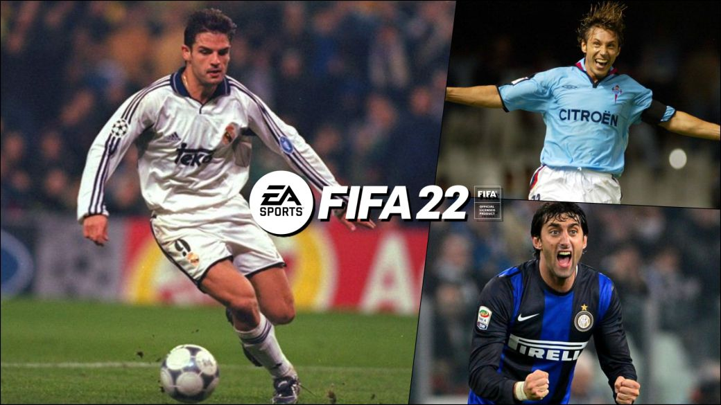FIFA 22 shows FUT Heroes stats: Morientes, Mostovoi, Milito and more