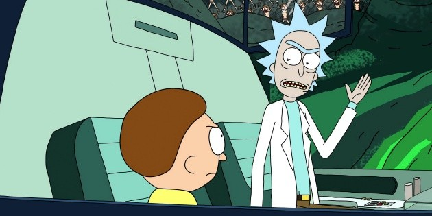 When does the sixth season of Rick and Morty premiere?