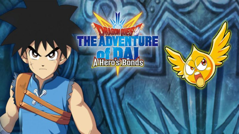 Dragon Quest: The Adventure of Dai -A Hero's Bond already has a mobile release date