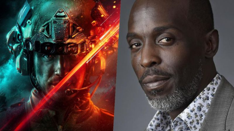 Battlefield 2042 will be the posthumous work of Michael K. Williams
