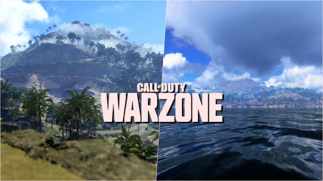 CoD Warzone Shows First Teaser for New Pacific Map;  All the details