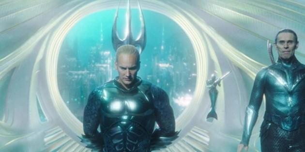 Patrick Wilson y un look impresionante para Aquaman and the Lost Kingdom