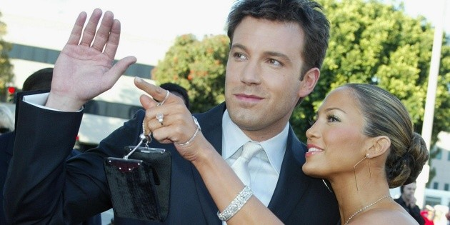 Before getting back to Jennifer Lopez, who were Ben Affleck's girlfriends?