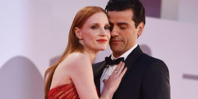 The chemistry between Jessica Chastain and Oscar Isaac explains why you should watch Secrets of a marriage