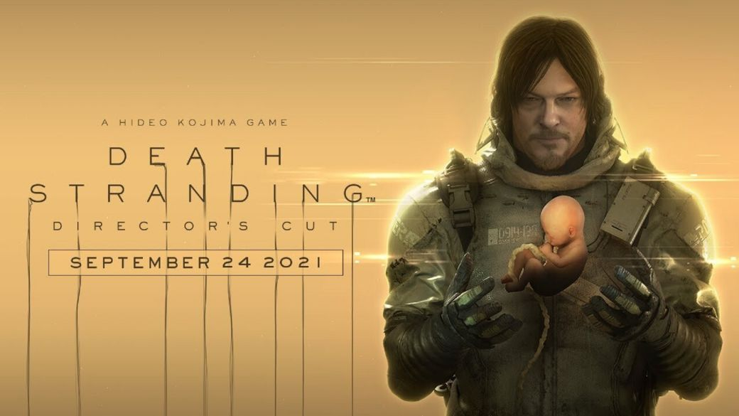 Death Stranding Director's Cut presents its final trailer edited by Hideo Kojima