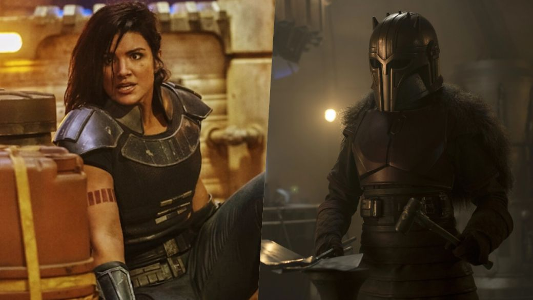 Star Wars the Mandalorian: an actress from the series gives her opinion on the dismissal of Gina Carano