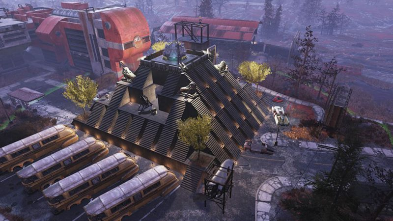 Fallout Worlds will allow us to design our own world in Fallout 76