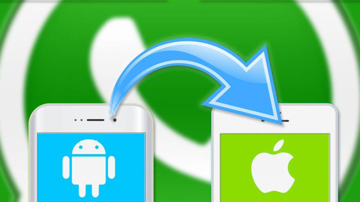Pronto vas a poder pasar todos tus chats de WhatsApp de Android a iOS