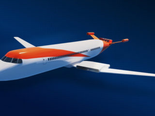 La 'startup' estadounidense Wright Electric inicia pruebas de un motor aéreo eléctrico