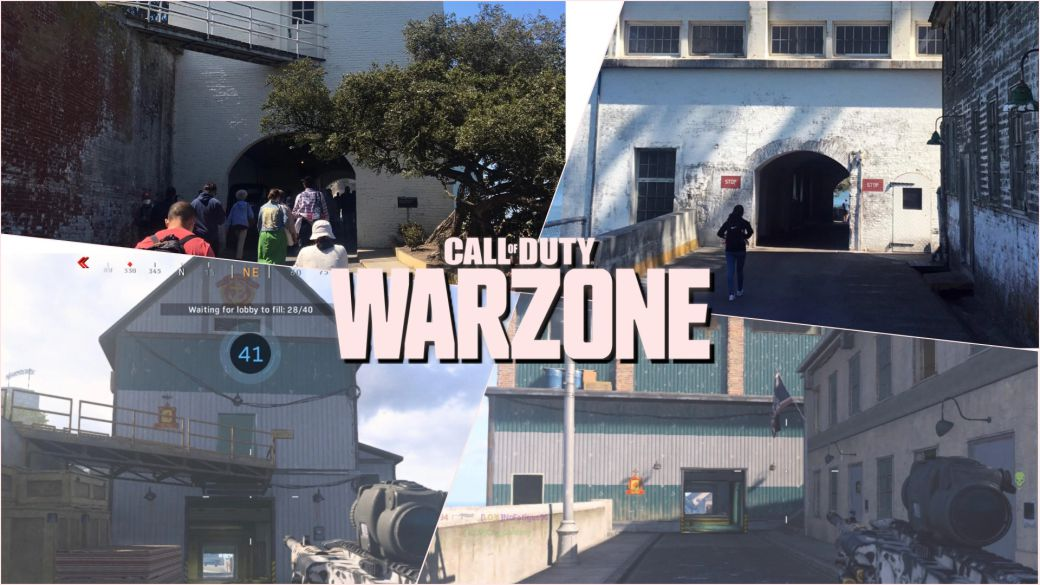 CoD Warzone wows the community: that's how true Rebirth Island is