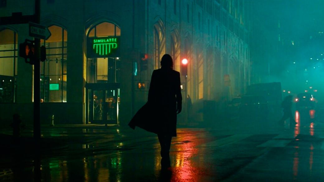 The Matrix Resurrections Trailer;  date, time and where to see it online