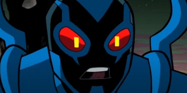 Blue Beetle: Will Ted Kord say present?  The villains would be The Reach