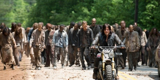 Amazon is ready for a Walking Dead-style invasion