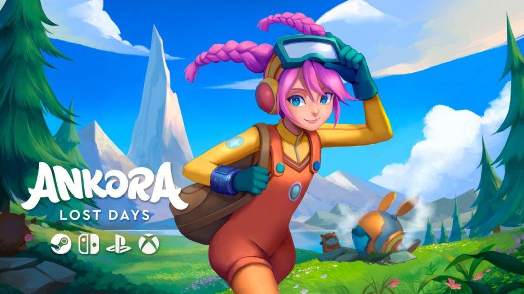 Ankora Lost Days, Chibig Studio's New Game, Seeks Kickstarter Support