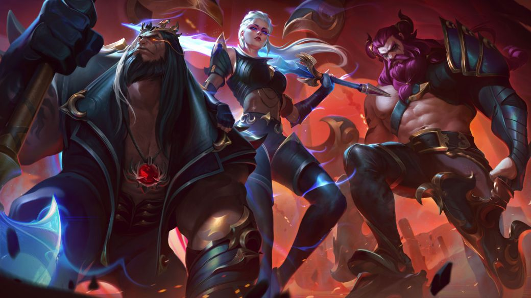 League of Legends, patch 11.18;  changes and updates to champions, items, and more