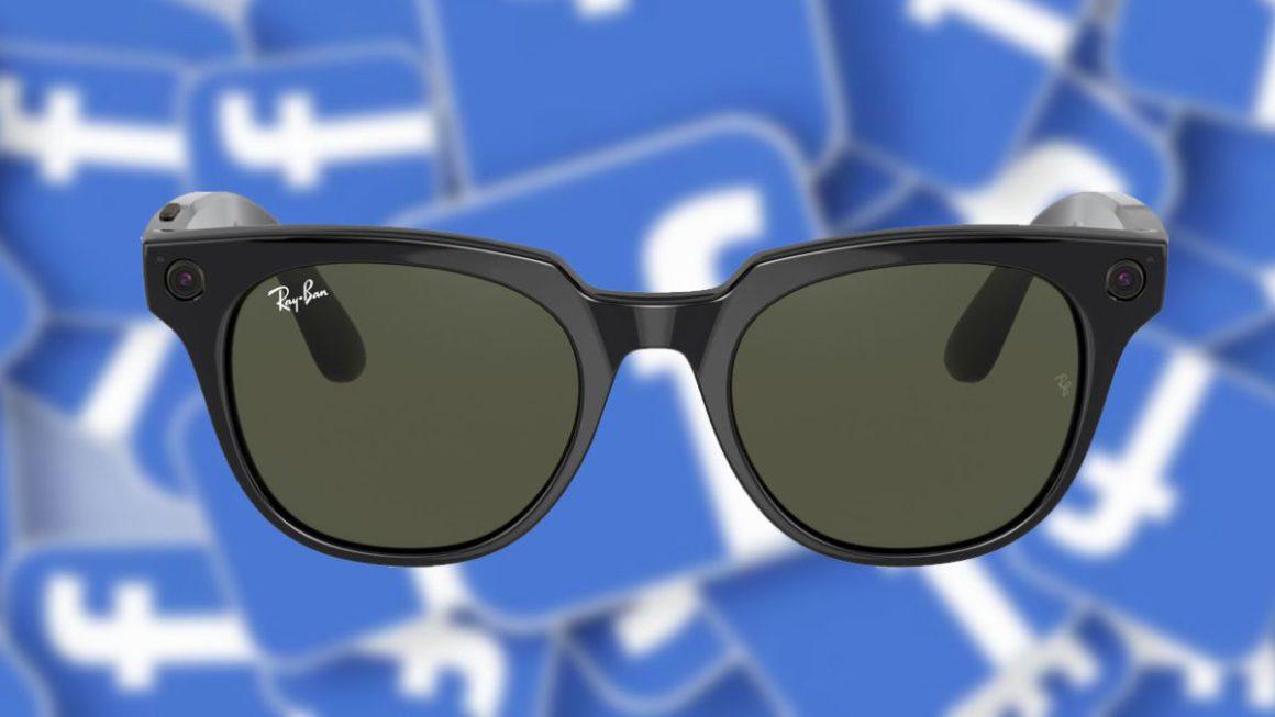Se filtran las gafas inteligentes diseñadas por Facebook y Ray-Ban; cuenta con dos cámaras