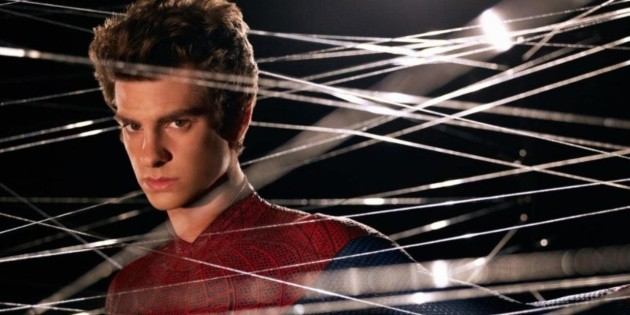 """VIDEO of Andrew Garfield on the set of """"Spiderman: no way home"""" would confirm the spiderverse"""