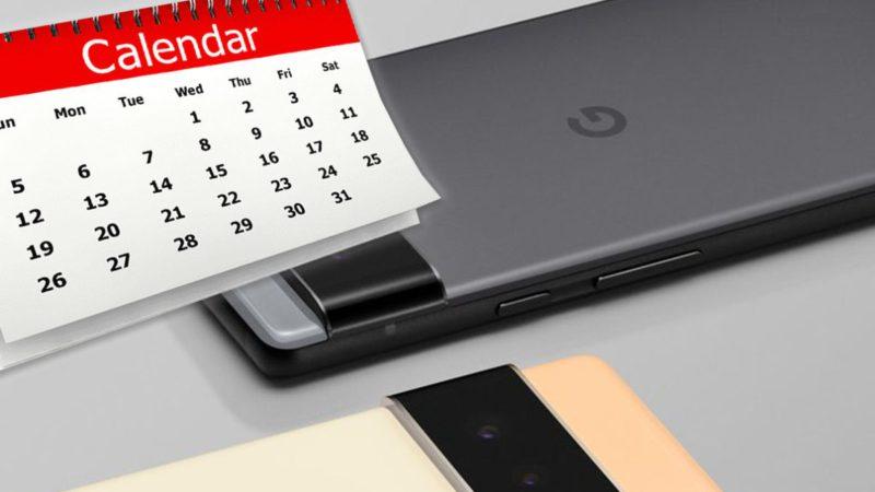 Esta publicación de Google en Instagram revela la fecha de lanzamiento del Pixel 6