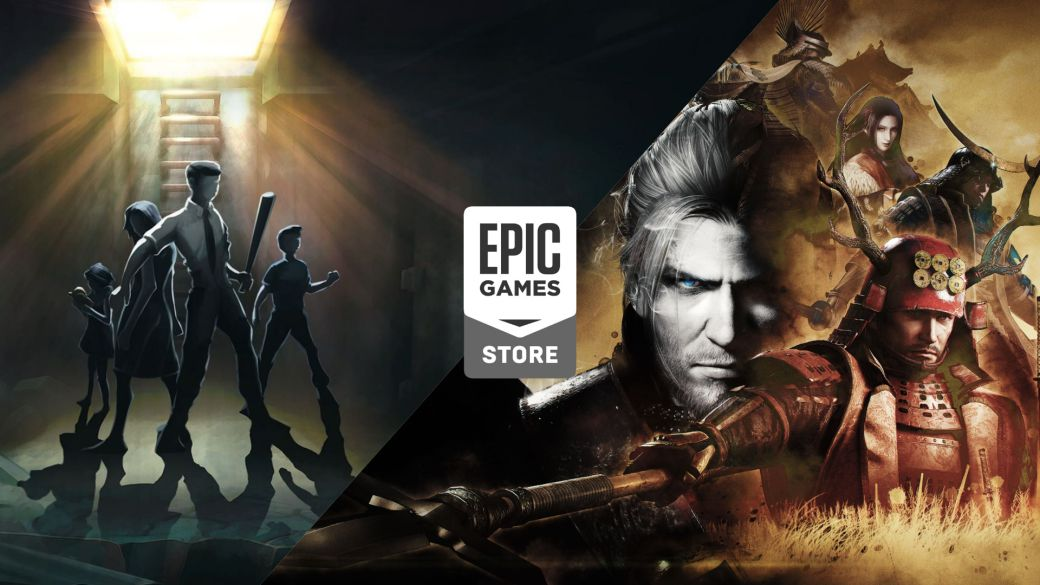 Nioh: The Complete Edition and Sheltered, free games on the Epic Games Store;  how to download