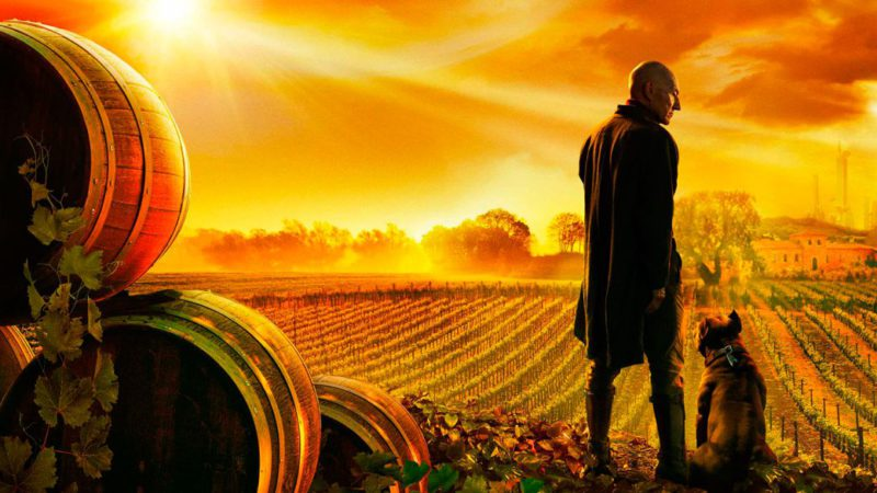 Star Trek Picard shares the trailer and date of its season 2: its season 3 is underway