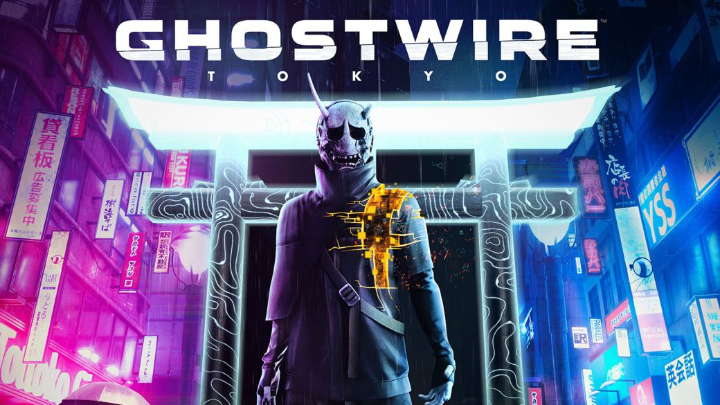 Ghostwire: Tokyo reappears with spectacular new trailer on PS5