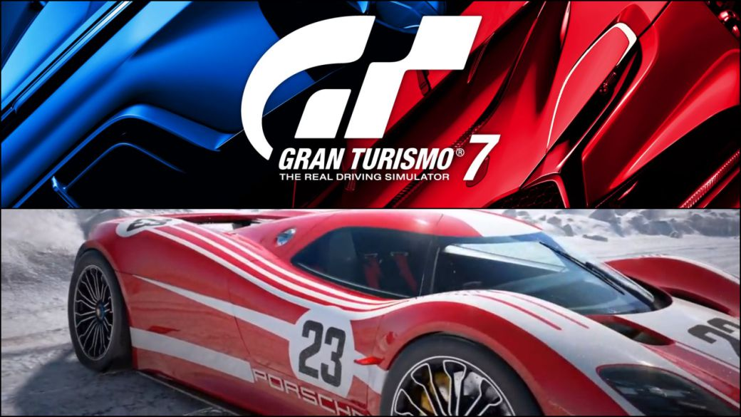 Gran Turismo 7 warms up: date and spectacular new gameplay
