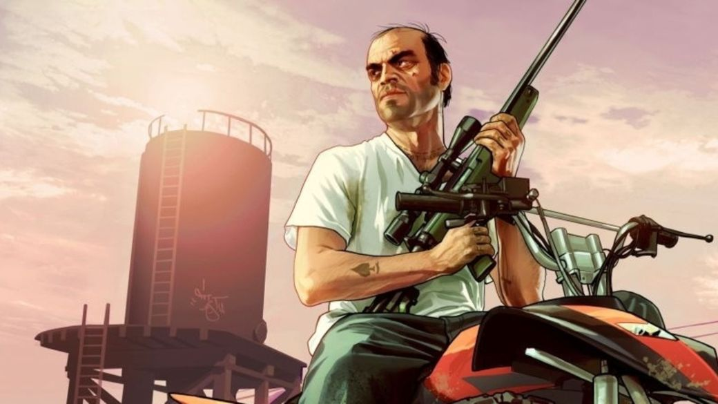 GTA 5 already has a release date on PS5;  first trailer and delayed to 2022