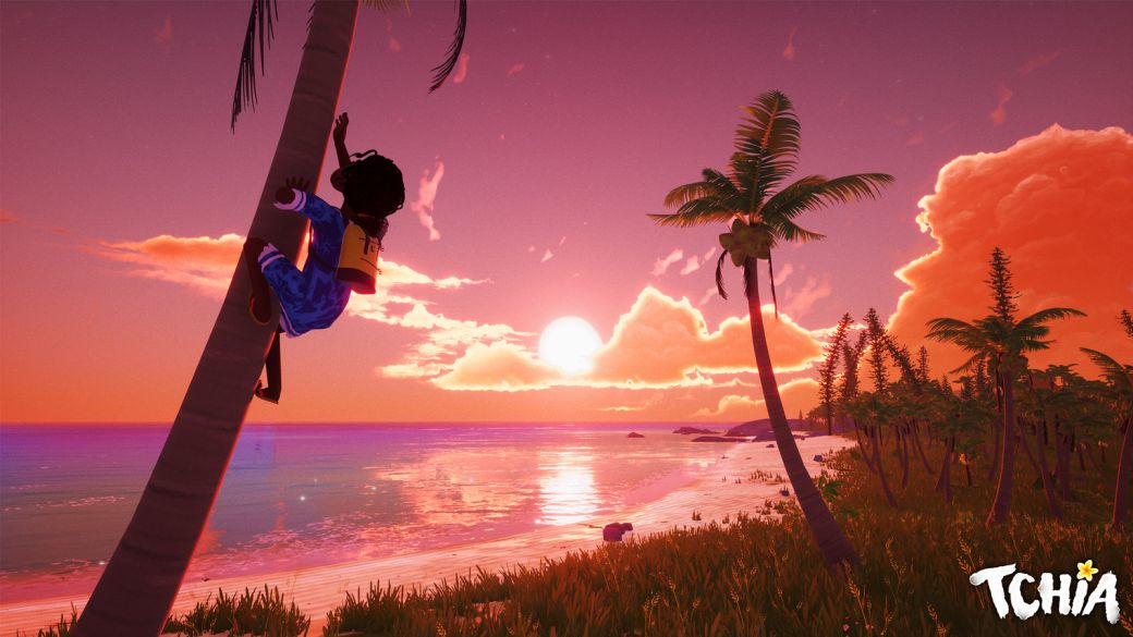 Tchia: this is the creative adventure set in New Caledonia;  new trailer
