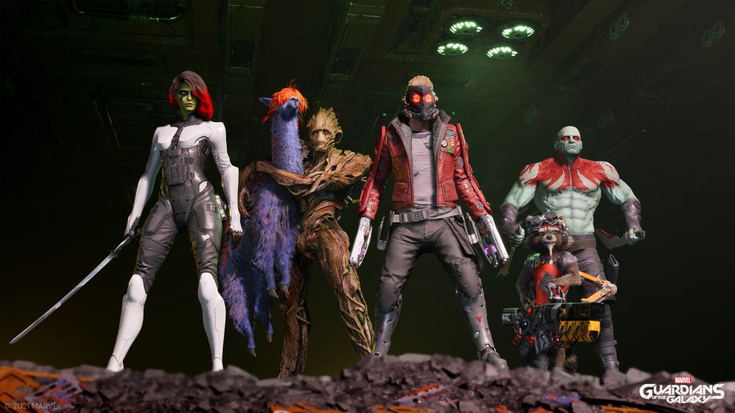Marvel's Guardians of the Galaxy offers new details of its history in a new trailer