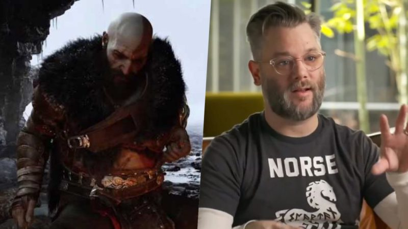 """God of War Ragnarok: Cory Barlog will not be the director of the game """"by tradition"""""""